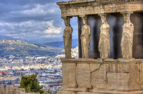 Акрополь: архитектурное богатство греции