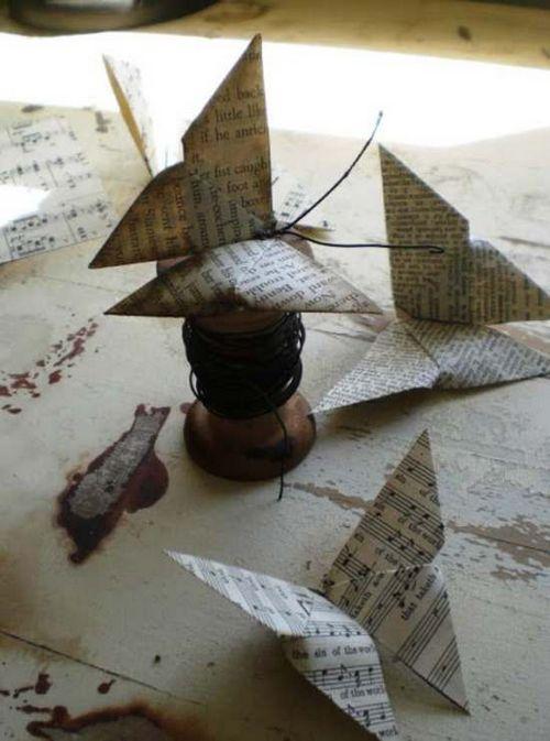 Бабочка из бумаги своими руками: техника оригами. как декорировать стену и детскую комнату. украшаем невесту со вкусом