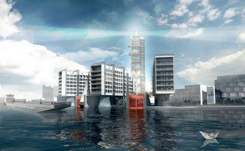 Береговой лайнер: архитекторы разработали набережную нового поколения