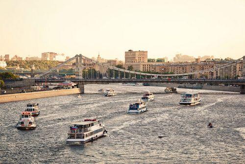Большая москва-река: столицу россии превратят в город яхт