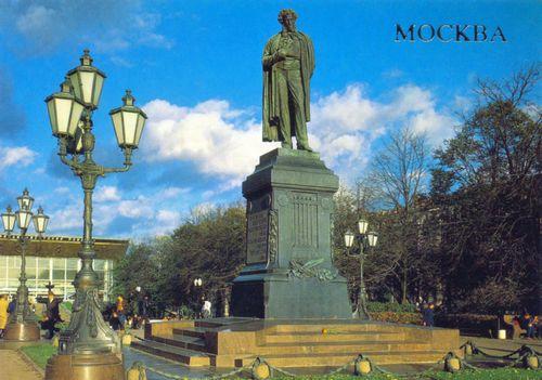 Царицыно: памятник тому, чего не было