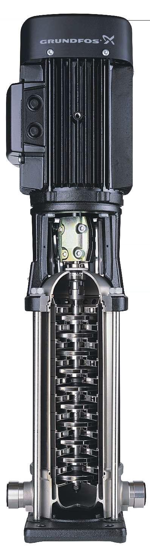 Центробежный насос grundfos cr в системах ирригации
