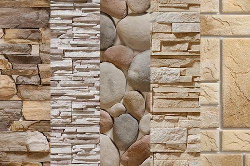 Декоративный камень: особенности, применение