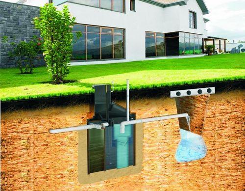 Делаем канализацию в частном доме