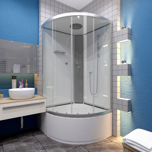 Душевая кабина – отличная альтернатива ванне
