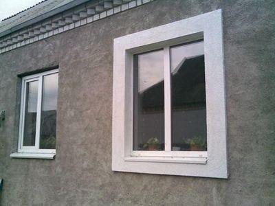 Фасадные работы - кирпичная кладка с облицовкой