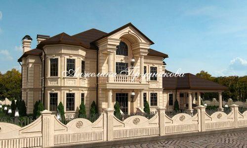 Фасады зданий: лицо дома