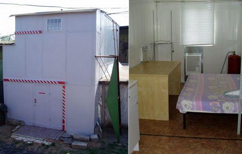 Гараж с удобствами: в москве набирает популярность новый тип эконом-жилья