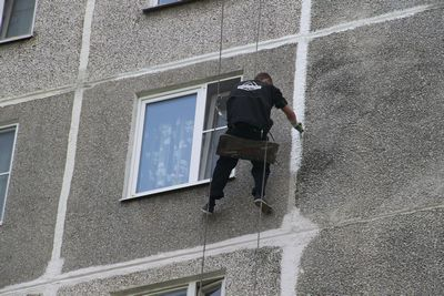 Герметизация межпанельных швов домов и зданий в москве