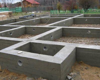 Гидроизоляция фундамента как стадия строительства дома