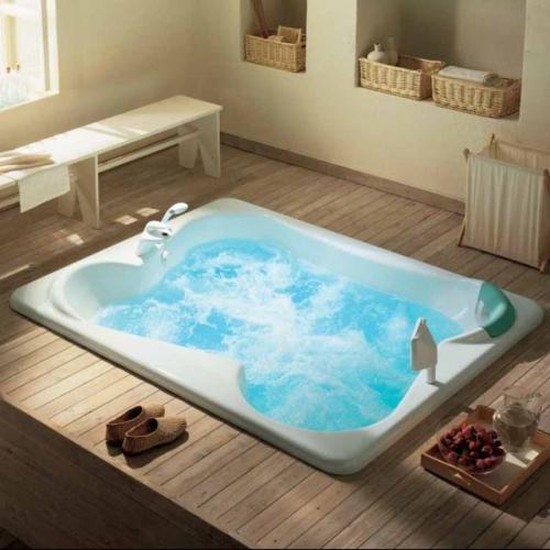 Гидромассажные ванны. особенности установки
