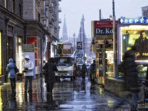 Главные торговые улицы москвы лишились каждого десятого арендатора