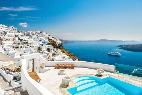 Греция, карта греции