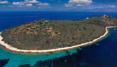Греция распродает острова по дешевке. цены. фото