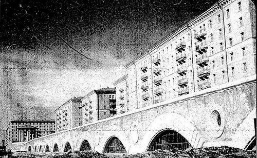 Хрущевка как объект для шпионажа: как цру следило за советскими стройками