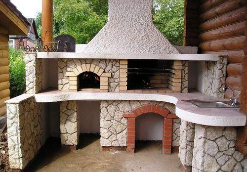 И печь, и камин, и плита