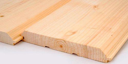 Имитация бруса для наружной и внутренней отделки дома