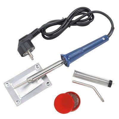 Инструкция №1: паяльник с резистором на рукоятке