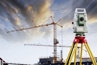 Инженерно-геодезические изыскания: порядок работ