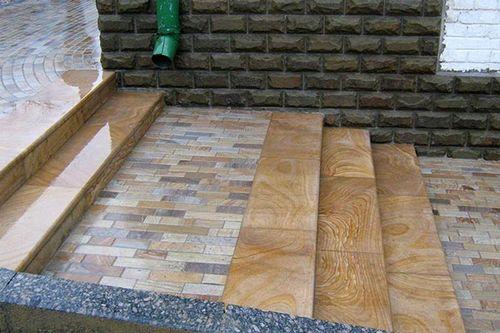 Использование натурального камня в строительстве и отделке