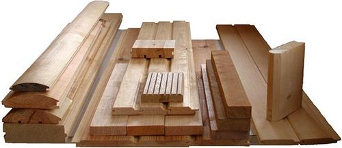 Использование натуральной древесины в строительстве