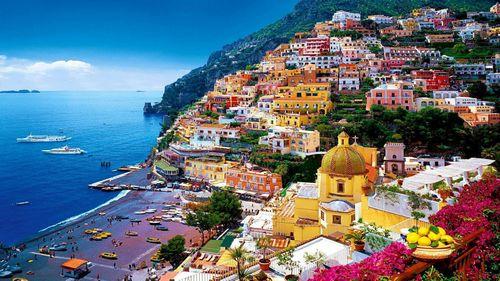 Италия, карта италии