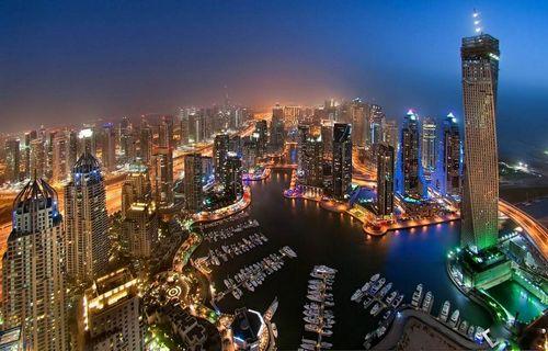 Эмираты: обо всех вместе и о каждом в отдельности