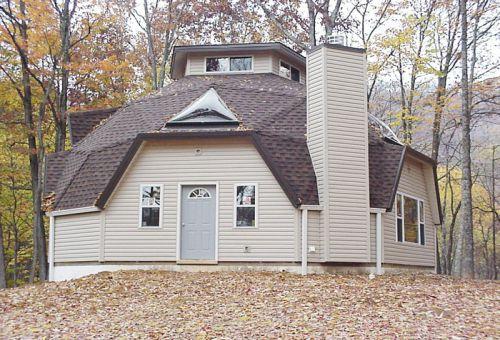 Энергосберегающие купольные дома