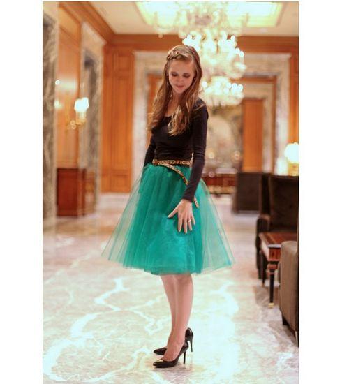 Юбка из фатина своими руками: пышная юбка на чехле или короткая юбочка для модницы. как смастерить юбку из фатина без единого шва