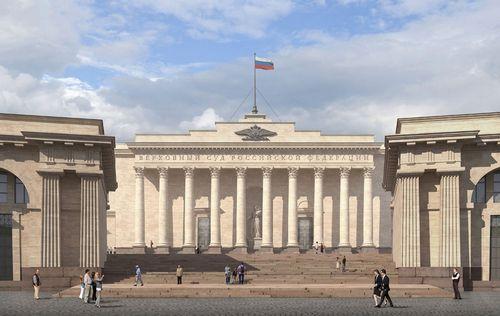 Как будет выглядеть судебный квартал в петербурге и где поселят судей