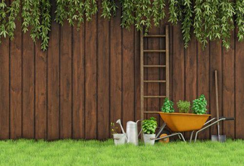 Как красиво обустроить сад
