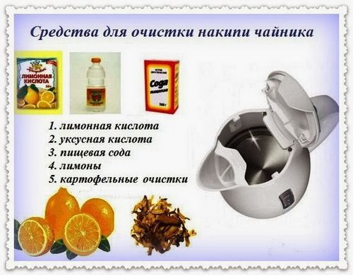Как очистить чайник от накипи: раскрываем все секреты. самые действенные и безопасные методы удаления накипи с чайника