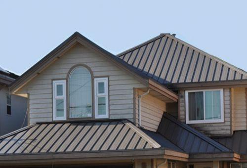 Как построить крышу из профнастила своими руками