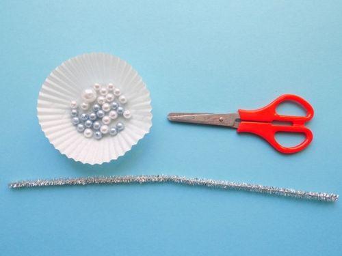 Как сделать ангелочка из синельной проволоки и бусин: мастер-класс с фото. делаем нежного ангелочка своими руками для украшения ёлки