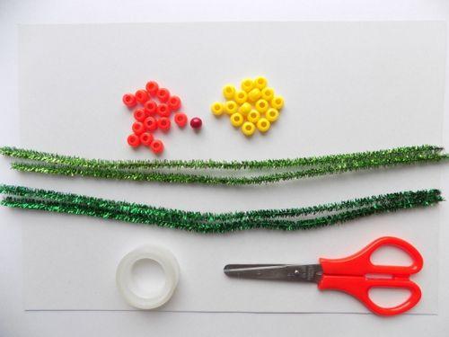 Как сделать елочку из синельной проволоки: мастер-класс с подробными фото. делаем маленькую симпатичную ёлочку своими руками