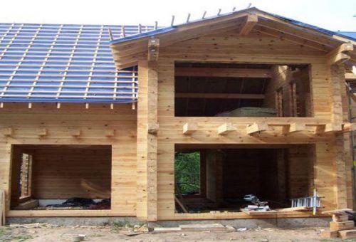 Как спланировать дом из бруса для своей семьи