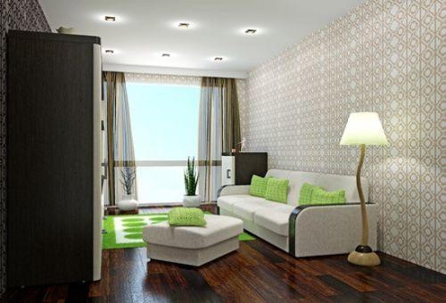 Как выбрать цвет потолка?