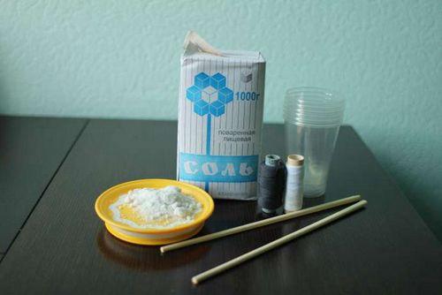 Как выращивают кристалл из соли в домашних условиях - это сложно? расскажем, как вырастить кристаллы из соли в домашних условиях
