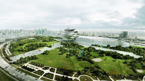 Каким будет новый центр современного искусства: фотографии проектов