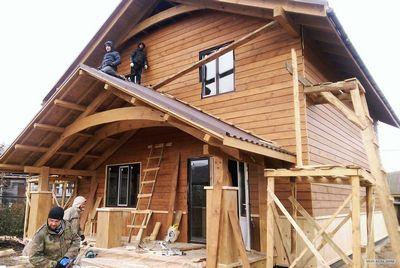 Каркасные дома: энергоэффективные и рациональные