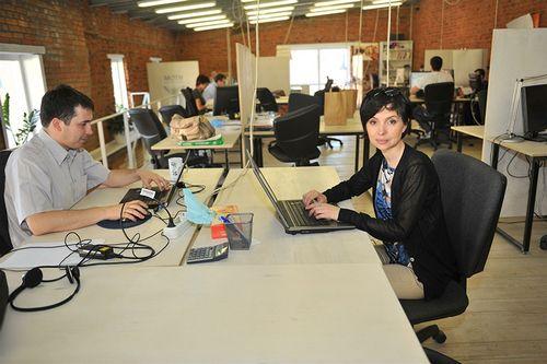Коворкинги: мини-офисы для стартапа