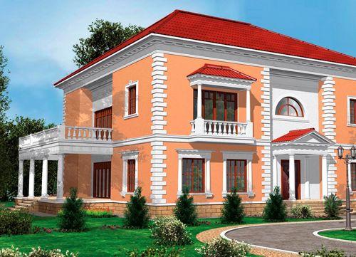 Красота и защита фасадов на годы