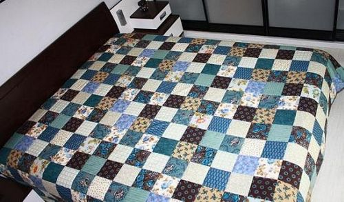 Лоскутное одеяло своими руками – лучшие дизайнерские решения. как сделать лоскутное одеяло своими руками в домашних условиях