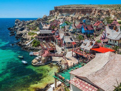 Мальта: средневековый дух в современном исполнении
