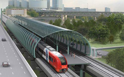 Москва пересадочная: как будут выглядеть станции мкжд