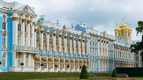Мраморный дворец – одна из жемчужин санкт-петербурга