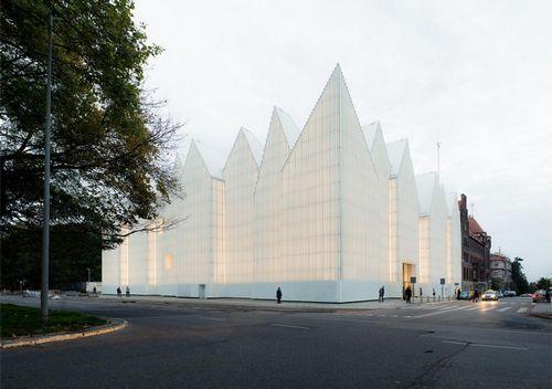 Назван победитель европейской премии по современной архитектуре
