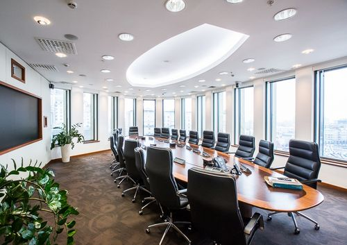 Названы самые экологичные офисы в россии