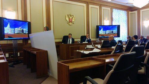 Не место для дискуссий: новое здание думы выбирали без свидетелей