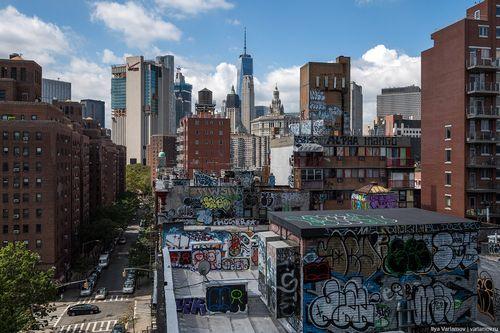 Недвижимость нью-йорка: «яблочные» метры